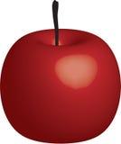 Apple rouge Photographie stock libre de droits