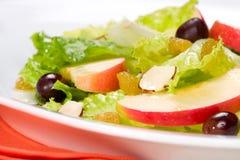 Apple salad royalty free stock photo