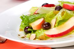 Apple salad Stock Images