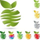 Apple-samenvatting, voedsel, fruit, aard Royalty-vrije Stock Afbeelding