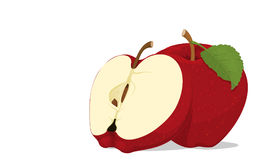 Apple sammansättning Royaltyfri Fotografi