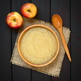 Apple Sauce Royalty Free Stock Images