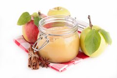 Apple sauce Stock Photos