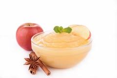 Apple sauce Stock Photo