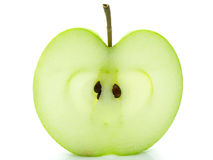 Apple-Scheibe Lizenzfreies Stockbild