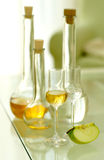 Apple schnapps Royalty Free Stock Images