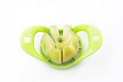 Apple-Schneider Stockbild