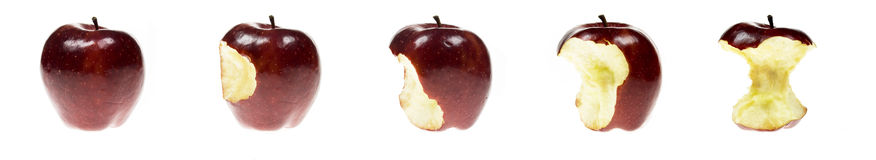 Apple series Stock Images