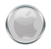 Apple sign. Apple Inc. is an American multinational technology company  that designs, develops, and sells consumer electronics, computer software, and online Stock Photo