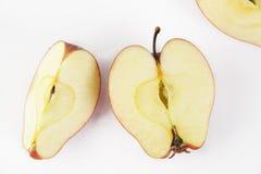 Apple silce Στοκ Φωτογραφία