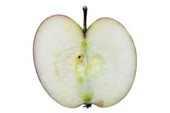 Apple slice Stock Photos