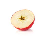 Apple slice Stock Photography