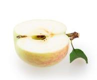 Apple sliced Stock Image