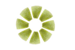 Apple Slices I Royalty Free Stock Photos