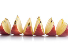 Apple Slices Royalty Free Stock Images