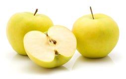 Apple smeralda isolated royalty free stock photography