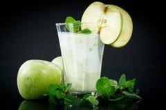 Apple smoothie Royalty Free Stock Photos