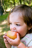 Apple Snack Royalty Free Stock Photography