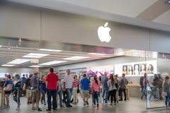 Apple speichern in Miami lizenzfreies stockfoto