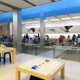 Apple speichern in San Francisco Stockfotos