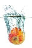 Apple Splash Stock Photos