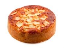 Apple sponge cake Stock Photos