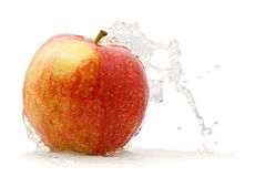 Apple spray Royalty Free Stock Photography