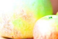 Apple spring fresh fruit ripe tasty light background stock photo