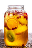 Apple spritzer Stock Photos