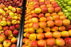 Apple stall Stock Images