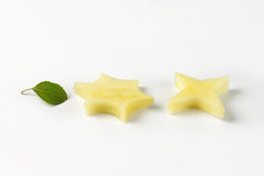 Apple stars Royalty Free Stock Photography