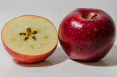 Apple stjärna Royaltyfria Foton