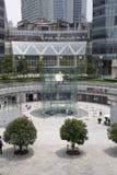Apple Store à Changhaï photos libres de droits