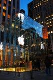 Apple Store, Μανχάταν Στοκ Εικόνες