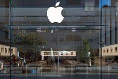 Apple Store στην Αδελαΐδα Στοκ Εικόνα
