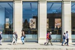 Apple Store στη Βαρκελώνη Στοκ εικόνες με δικαίωμα ελεύθερης χρήσης