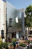 Apple Store Image libre de droits