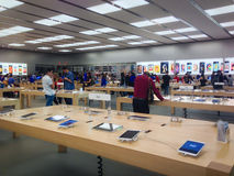 Apple Store Stock Foto