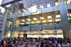 Apple Store Foto de archivo