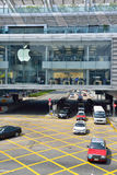 Apple Store Fotos de archivo