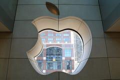 Apple Store Fotos de archivo libres de regalías