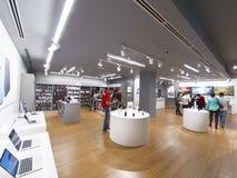 Apple Store Immagini Stock