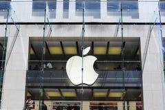Apple Store Στοκ φωτογραφία με δικαίωμα ελεύθερης χρήσης