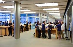 Apple Store Stockbild