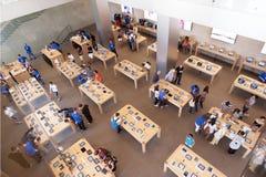 Apple store Barcelona Spain Stock Images