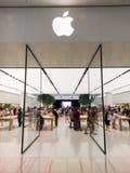 Apple Store dentro del centro comercial de Chadstone en Melbourne Foto de archivo