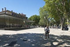 Apple Store em Aix-en-Provence, França Foto de Stock