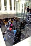 Apple Store em New York City Fotografia de Stock