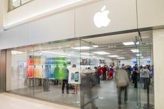 Apple Store en la alameda de América Imagenes de archivo