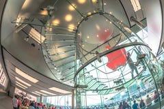 Apple Store futuro Fotografie Stock Libere da Diritti